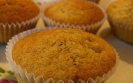 Bodzás muffin