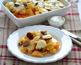 Rakott krumpli