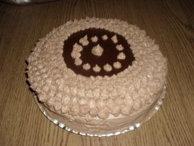 Lúdláb torta 2.