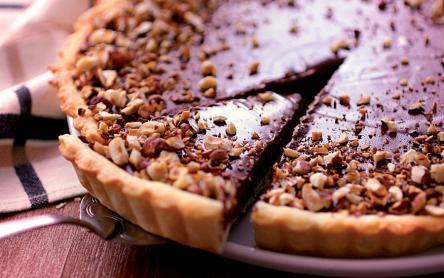 Csokoládés pite