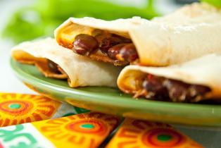 Babos burrito