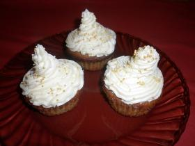 Krémes muffin