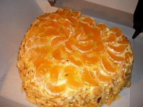 Mandarintorta