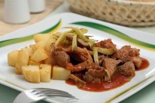 Az olasz hentes tokánya