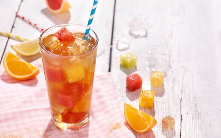 Citrus tea-limonádé