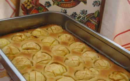 Almás süti kétféleképpen