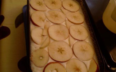 Almás, krémes csoda