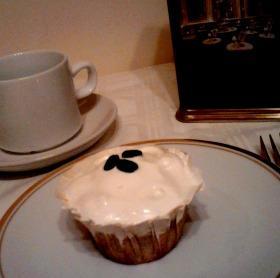 Cappuccino cupcakes xilittel
