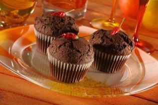 Chilis, csokis muffin