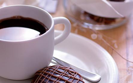 Csokoládés ischler