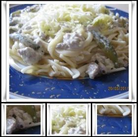 Kalábriai spagetti
