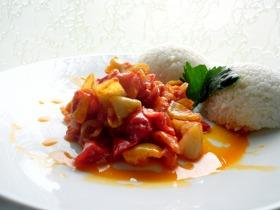 Lecsó Horváthné módra vegetáriánusoknak