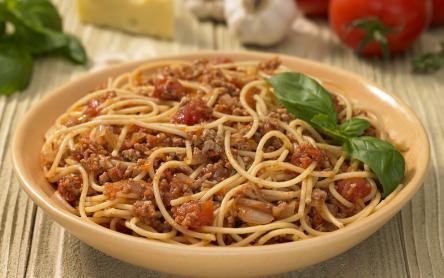 Klasszikus bolognai spagetti