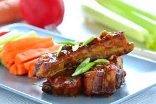 Kínai édes-savanyú oldalas