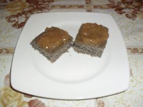 Bögrés mákos süti