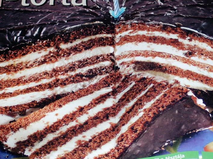 Hunyadi torta