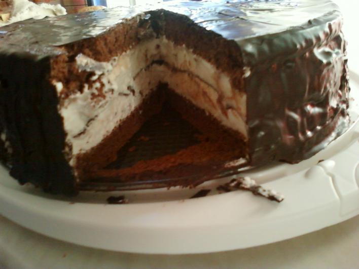 Tejszínes gyerek torta