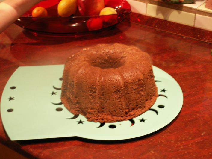 Csokis-mogyorós kuflóf Moncsitól