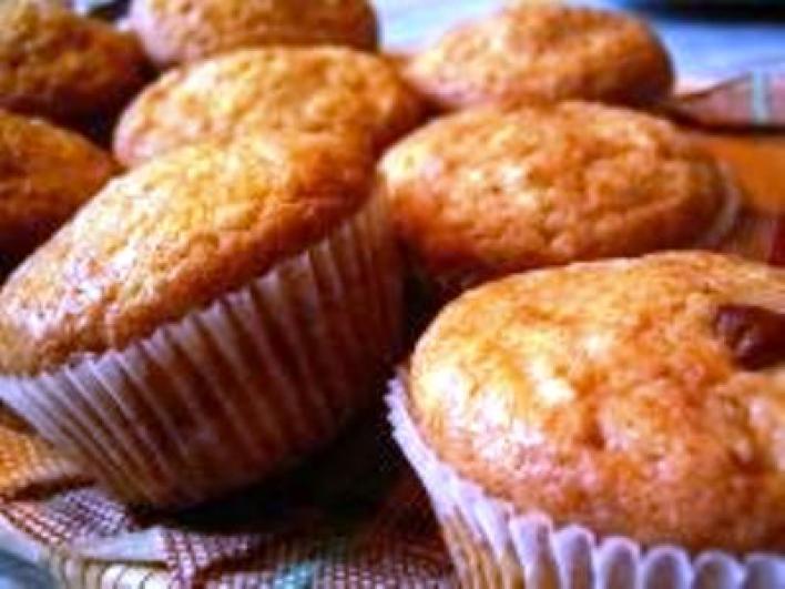 Muffin tésztaalap egyszerűen