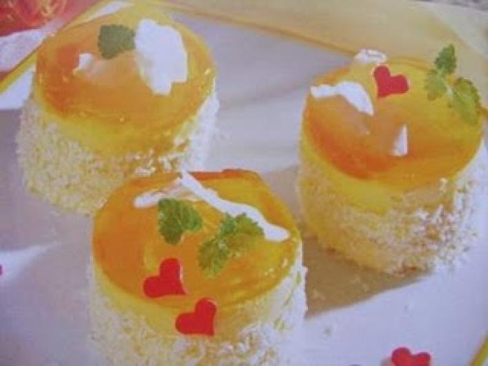 Ananász tortácskák