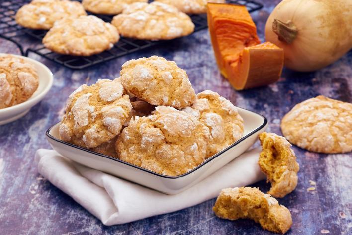 Sütőtökös puffancs - laktózmentes recept