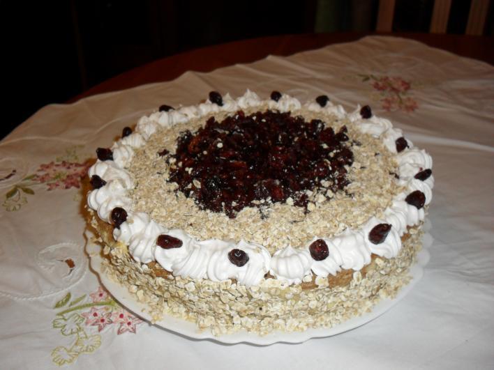 Diabetikus torta