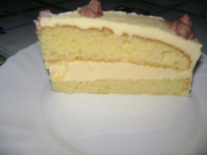 Fehércsoki torta