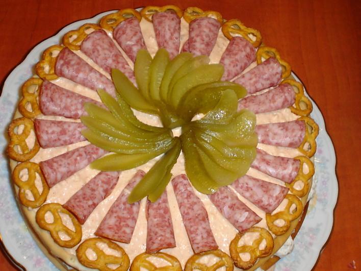 Víglegények tortája