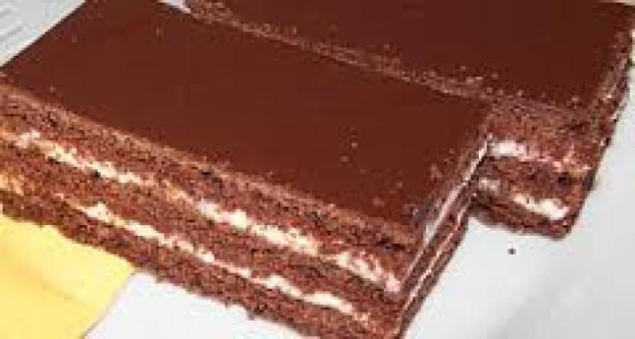 Csokis szelet