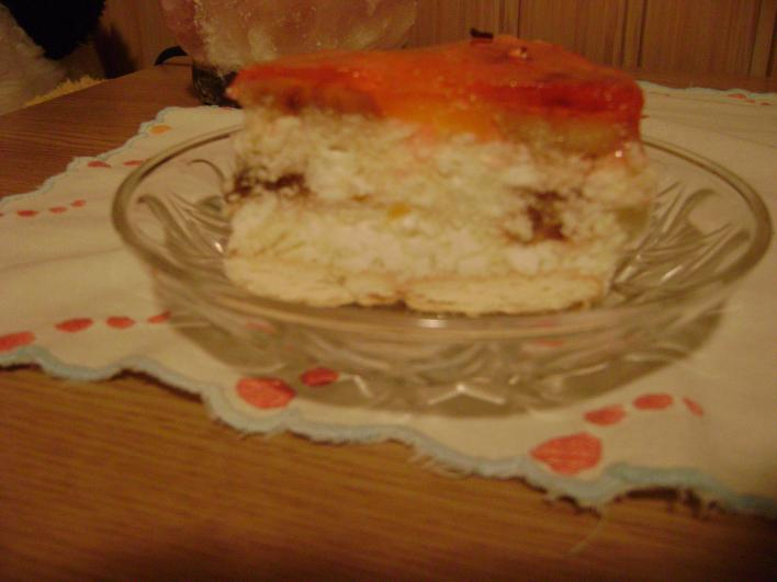Túrótorta sütés nélkül