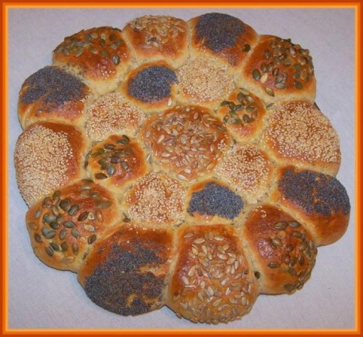Életkerék kenyér