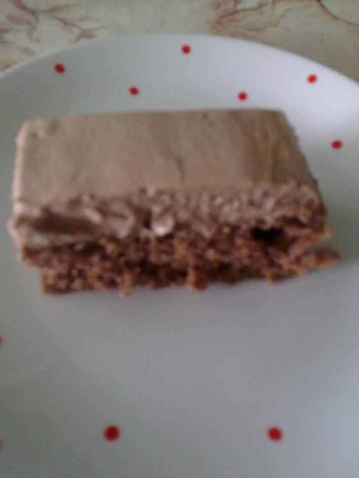 Csokilikőrös mascarpones piskóta