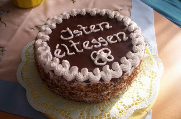 Duplacsokis torta