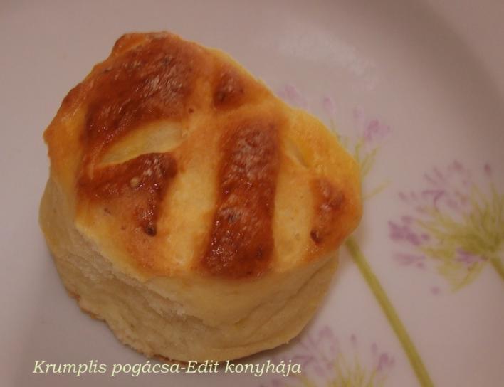 Krumplis pogács