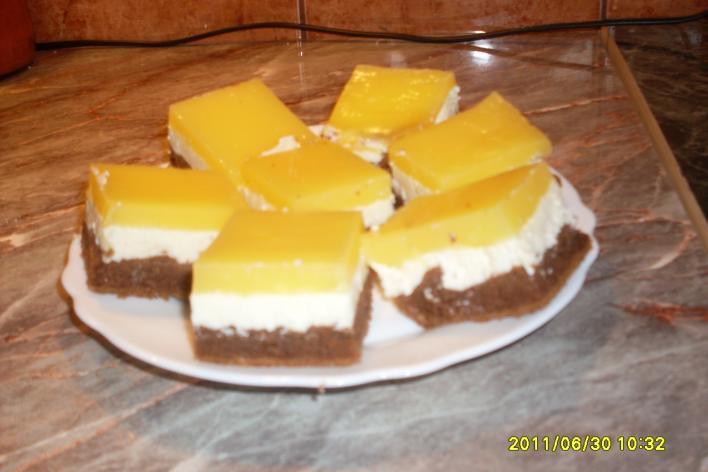 Üdítős süti