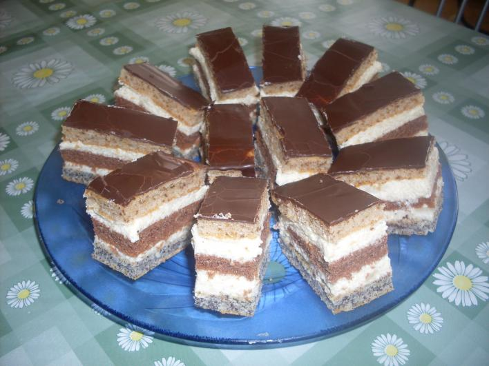 Csokoládés piskóta
