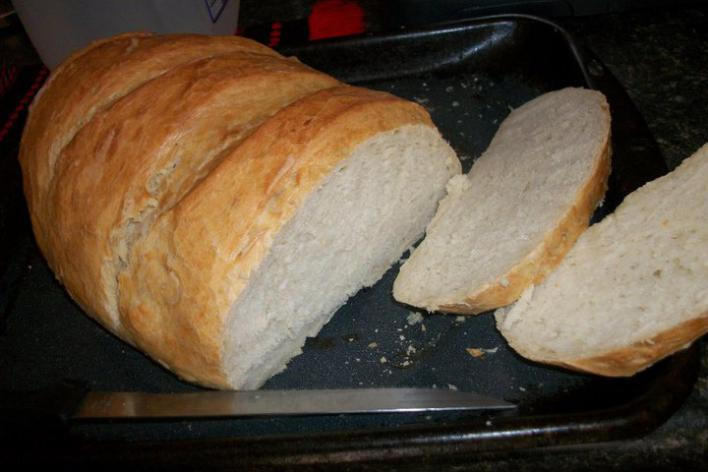 Saját kenyér receptem