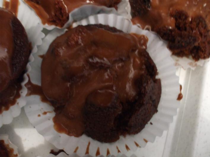 Csokis muffin tojás nélkül