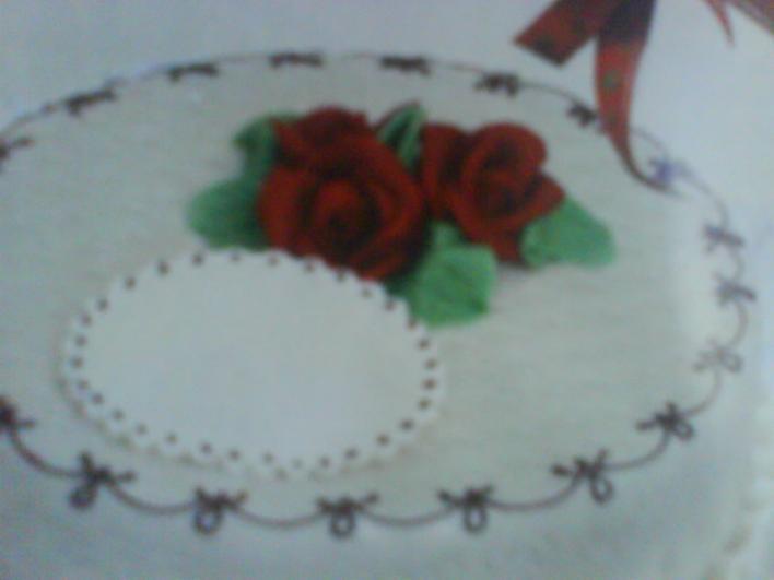 Marcipános csokoládétorta