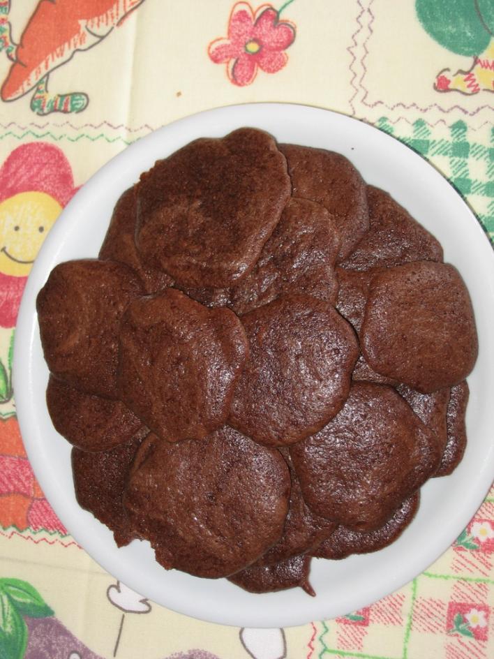 Csokis keksz (tartós)