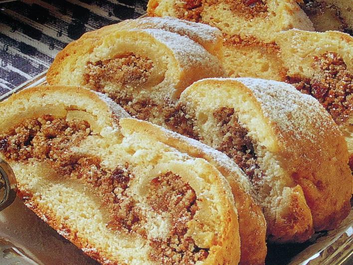 Bécsi fahéjas sütemény