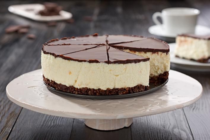 Túró rúd torta
