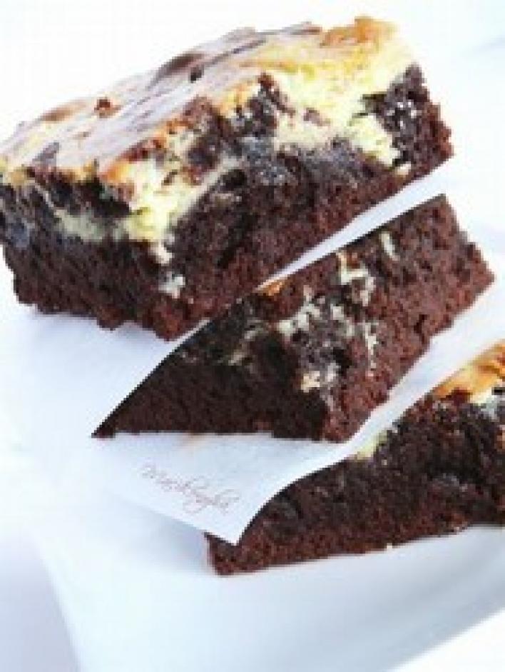 Csokichipses brownie