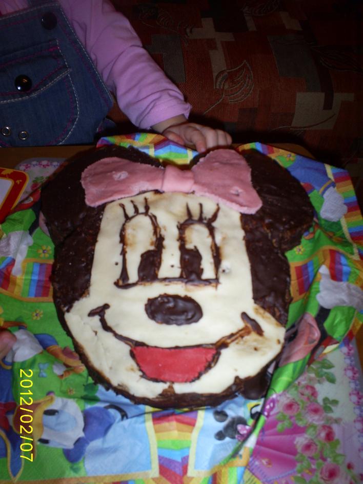 Minnie torta