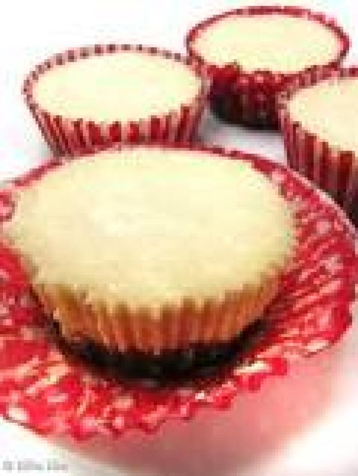 Amerikai túrótorta muffin