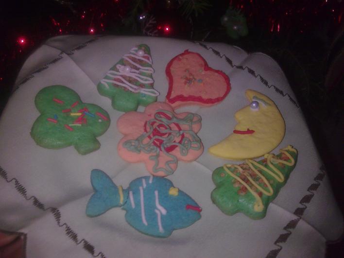 Karácsonyi aprósütemény