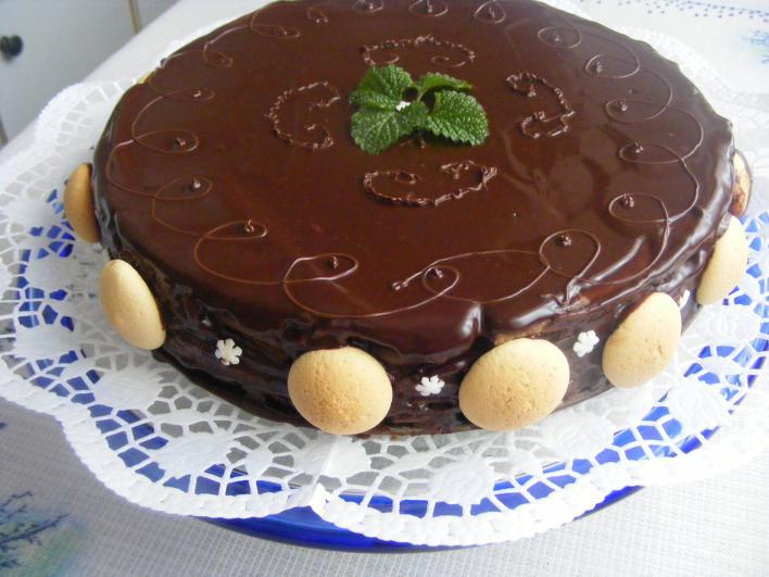 Sport-szelet torta