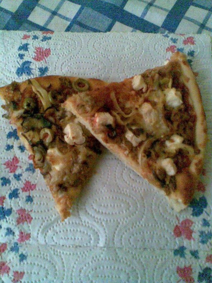 Pizza, ahogy mi szeretjük