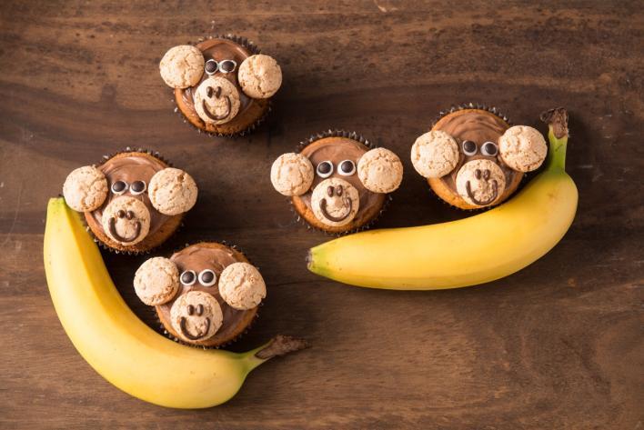 Majmocska muffin