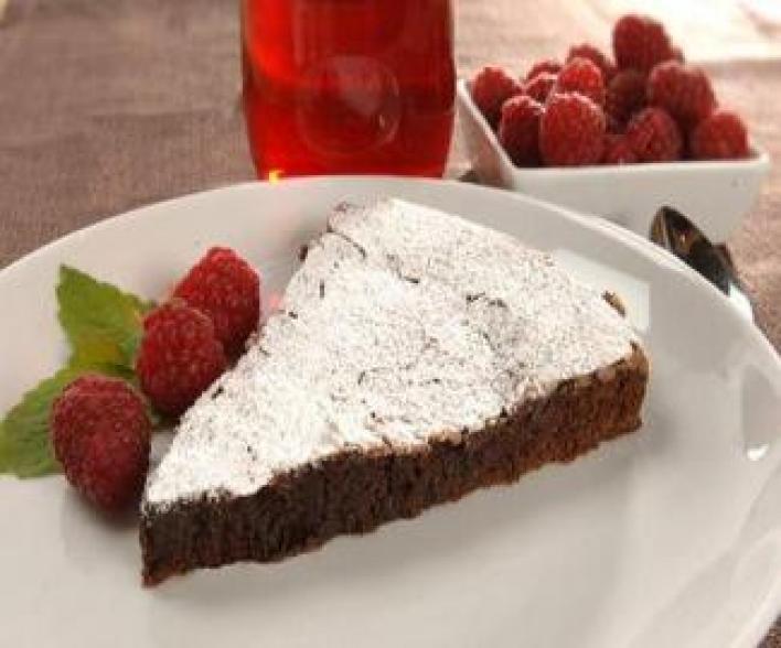 Svéd csokis sütemény (Kladdkaka)
